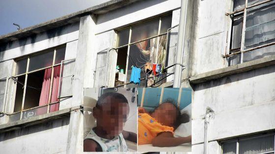À Quatre-Bornes : la CDU libère deux enfants enfermés avec un chien et un singe