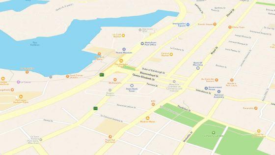 Ce vendredi après-midi :automobilistes, évitez la zone de la Place d'Armes