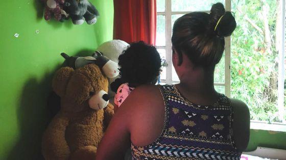 Violence au foyer :Nathalie mère courage