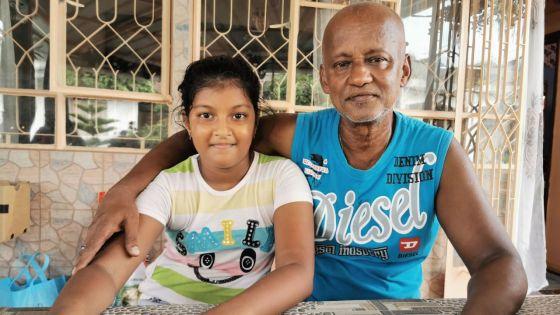 Robin et Jenita Ramlagan meurent dans un accident - Yuvna, 10 ans : «Mes parents me manquent»