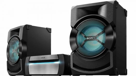 Chaîne Hi-fi : découverte de la Sony Shake X10
