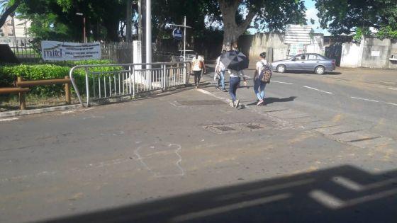 Zone à risques : une intersection à Flacq réputée dangereuse