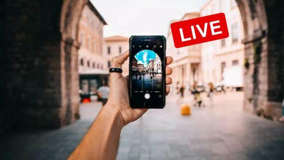 Live broadcast : un phénomène qui tisse sa toile
