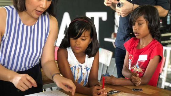 Informatique - Katapult : le coding et la robotique pour les enfants
