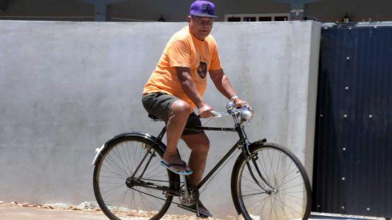Roland Jean Baptiste, 85 ans : il en faut peu pour être heureux