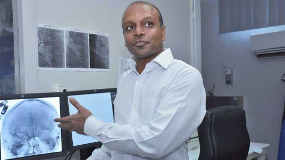 Santé -Neuroradiologie interventionnelle: bientôt une réalité à Maurice