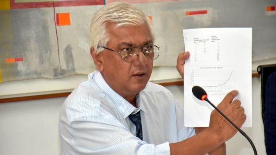 Le Dr Vasantrao Gujadhur : «La situation est grave»