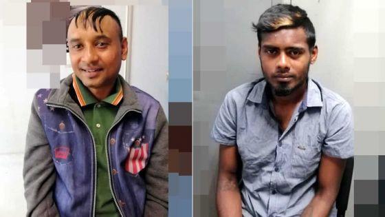 Trafic de drogue : deux 'dealers' coffrés dans l'Est