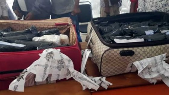 Destinés au marché mauricien : 46 kg d'héroïne valant Rs 690 M interceptés à Madagascar