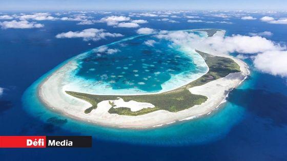 Chagos : une vingtaine de Chagossiens en visite sur leurs îles natales