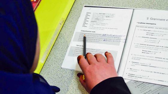 SC 2019 : près de deux élèves sur dix ont échoué en français