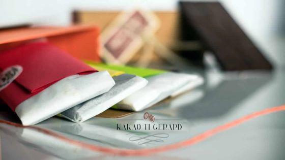 Consommation : Kakao Ti-Gérard Ltée produit 10 kilos de chocolat par semaine