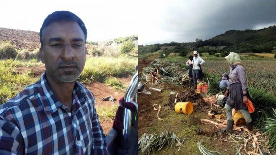 Entrepreneuriat - Sooresh Jhugroo : un agriculteur qui a travaillé dur pour ne pas se planter