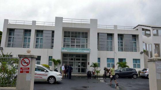 À la Mediclinic de Plaine-Verte : le personnel médical demande plus de sécurité