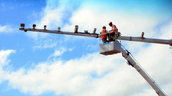Structures de Safe City sur des terrains privés : des proprios demandent au CP d'enlever ses caméras