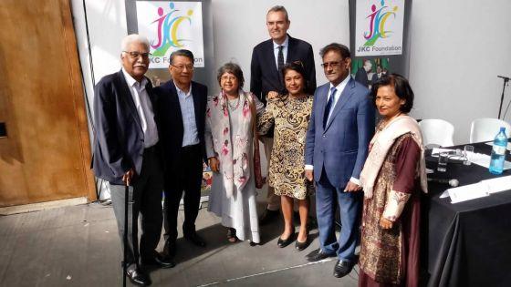 Inclusion sociale : lancement d'une fondation à la mémoire de Jayen Cuttaree