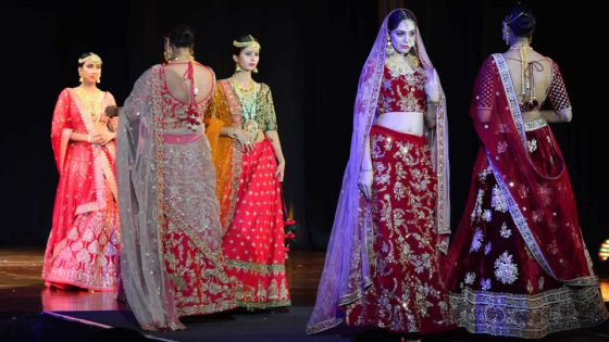 Colours Of Indian Bride