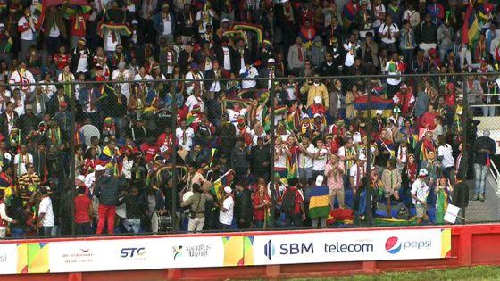 JIOI - Football : suivez en direct la demi-finale entre Maurice et Mayotte