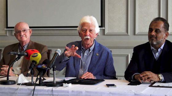 Politique : les élections municipales au menu de la rencontre Bérenger/Ramgoolam/Duval