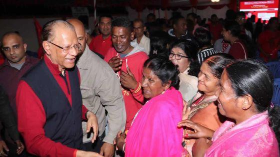 Congrès travailliste à Bel-Air - Navin Ramgoolam : «Mo pou sanz zot kotidien»