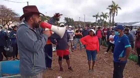 David Sauvage :«…Notre combat contrela marée noire au Mahebourg Waterfront préfigurel'île Maurice de demain…»