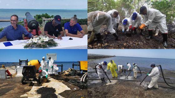 Nettoyage des côtes : L'Union européenne et la Tourism Authority lancent leur campagne