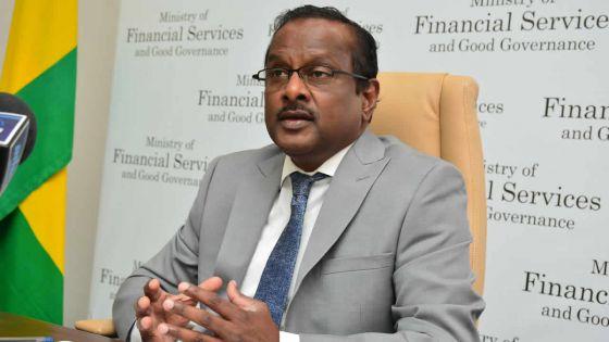 Sudhir Sesungkur : «Les services financiers embarqués dans une réforme»