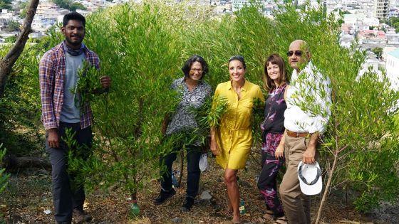Naziha Mestaoui invite à allier la technologie à la nature