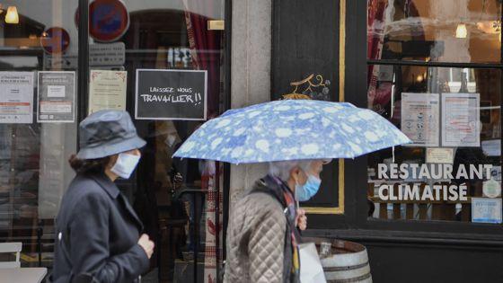 Virus: 46 millions de Français sous couvre-feu, plus de 10.000 morts en Allemagne