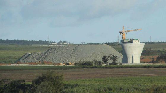 Bagatelle Water Treatment Plant : deux voies de l'autoroute M1 fermées prochainement à la circulation