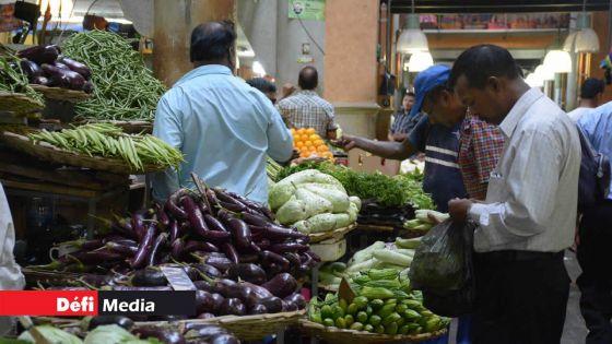 Au marché central -Légumes: les prix inchangés pour le moment