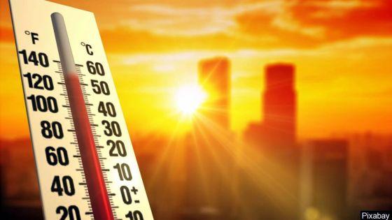 Forte chaleur et pluie à prévoir dans les jours à venir