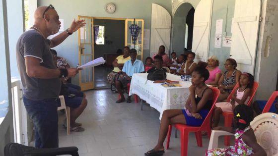 Gino Alfred président du Agaleean Island Council : «Agalega est une partie intégrante de la République»