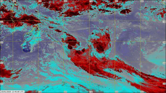 Météo : la tempête Esami ne représente aucune menace pour Maurice et Rodrigues