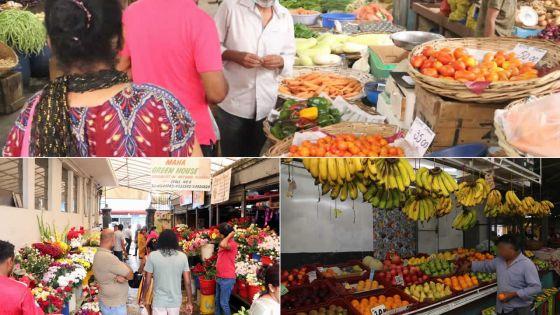 Consommation -Fruits et légumes plus chers: les Mauriciens se serrent la ceinture