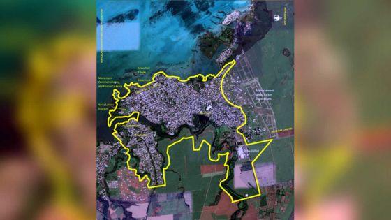 Post-Wakashio : le projet de régénération de Mahébourg approuvé par l'EDB