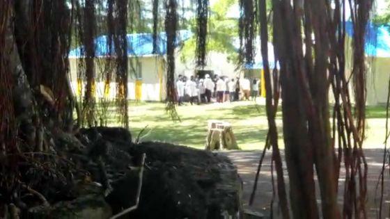 30 Coréens au centre de quarantaine d'Anse-la-Raie