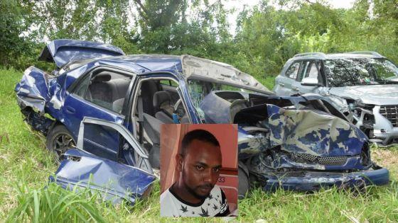 Carambolage fatal pour Gino Francis : il venait tout juste d'acquérir une nouvelle voiture