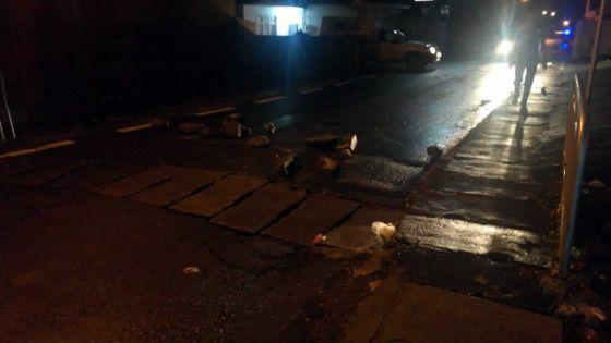 Coupures d'eau dans certaines régions de Curepipe : de nouveaux heurts évités de justesse
