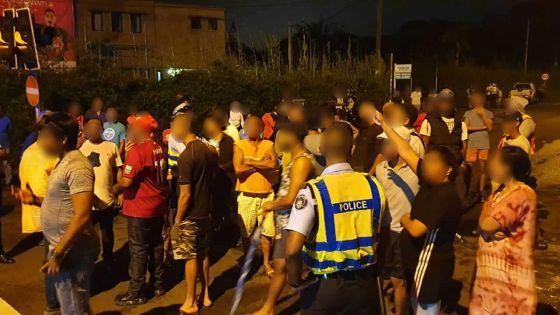 Manifestations dans certaines régions de Curepipe à cause des coupures d'eau : des arrestations à prévoir