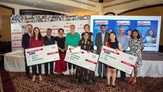 Total Challenge Startupper de l'Année : les projets novateurs récompensés