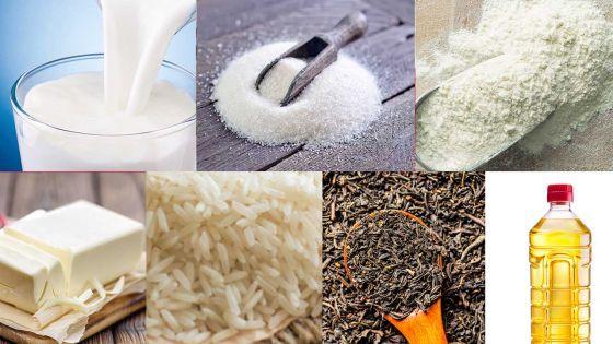 Produits alimentaires aux 35 000 familles nécessiteuses : voilà ce qu'elles obtiendront