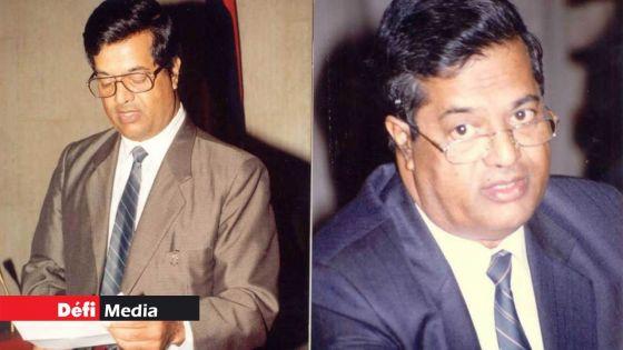 Nécrologie : Sir Ramesh Jeewoolall n'est plus