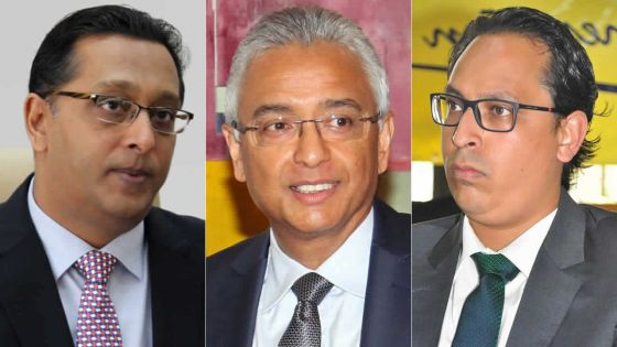 Allégation de Diffamation : Pravind Jugnauth réclame Rs 100 M de dommages à Bhadain et Deerpalsing