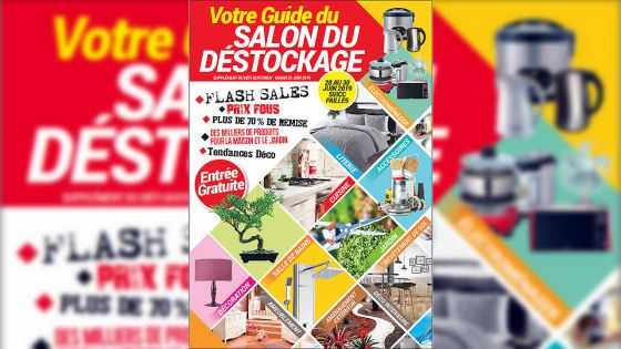 Salon du Déstockage : entrée gratuite pour profiter d'offres exceptionnelles sur des milliers de produits, votre guide complet du Salon du Déstockage ici