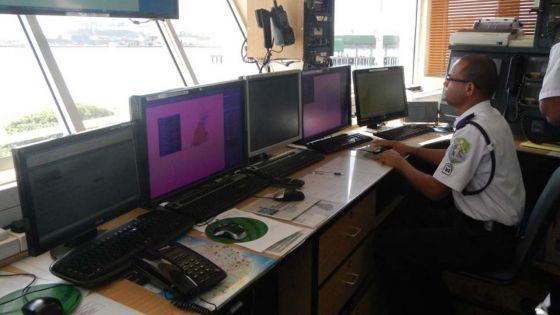 Surveillance de l'espace maritime : La National Coast Guard renforce ses services de renseignements