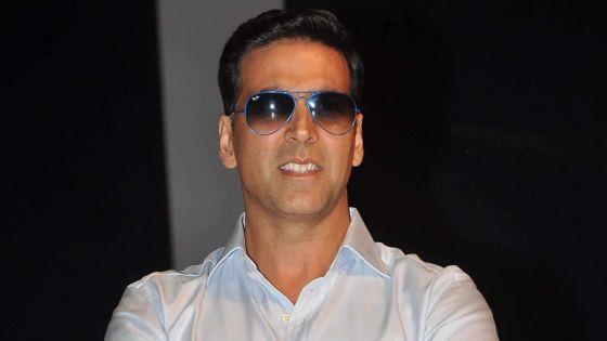 Akshay Kumar, propriétaire d'un jet privé