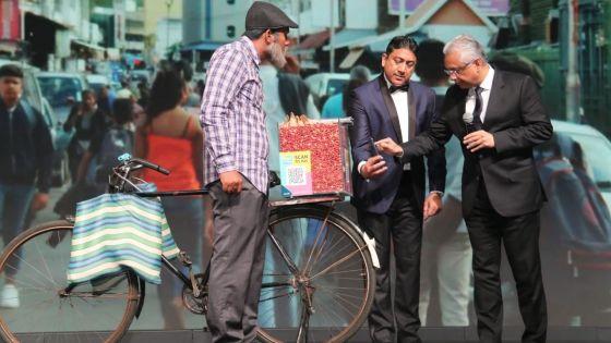 Nouveau mode de paiement par mobile : le Premier ministre lance le my.t money