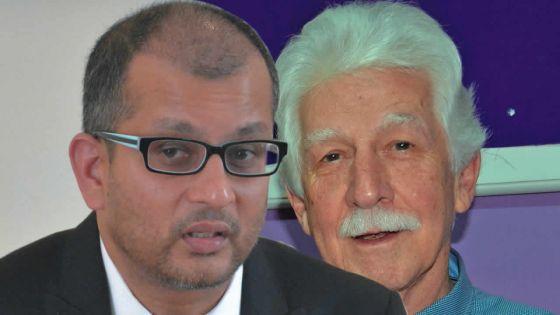 Zouberr Joomaye et Paul Bérenger : Les circonstances d'une séparation