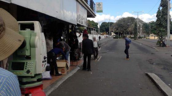 Victoria Urban Terminal : les commerçants se mobilisent